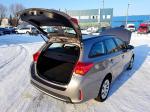 Toyota Auris su garantija